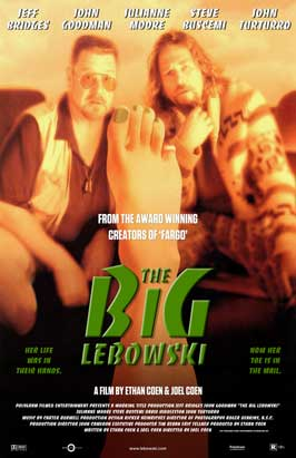 Big Lebowski Poster